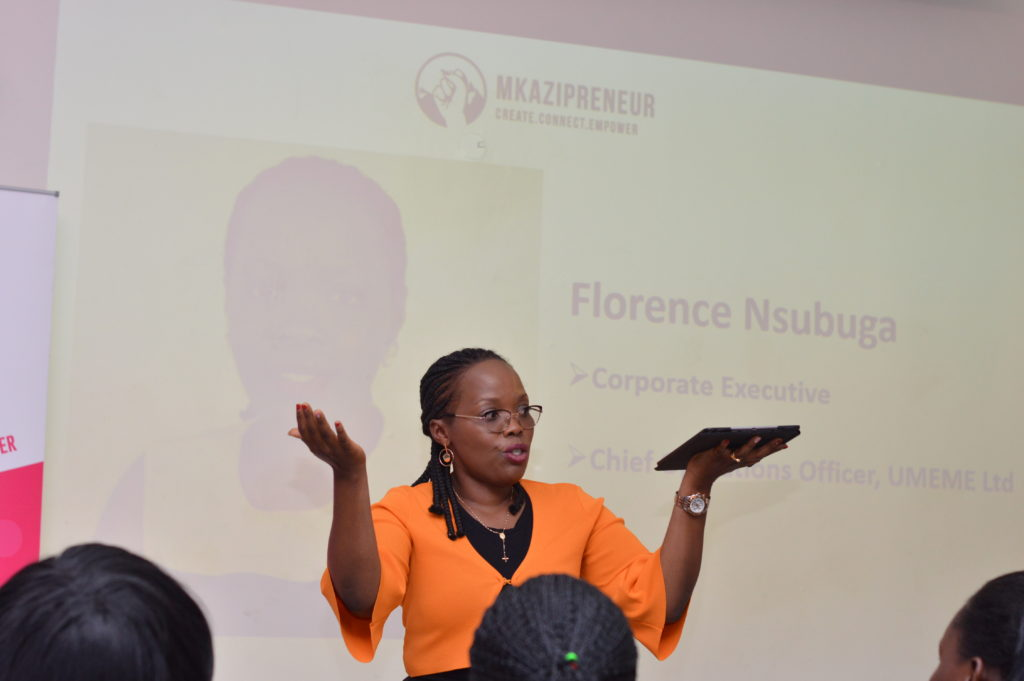 'Mkazipreneur' Workshop Inspires Women Entrepreneurs
